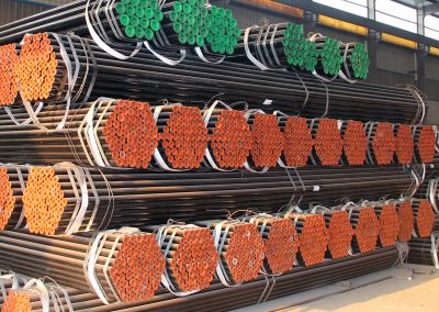 Small size seamless pipe